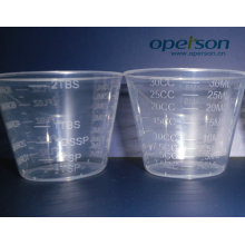 Disposable Measuring Cup with Different Sizes