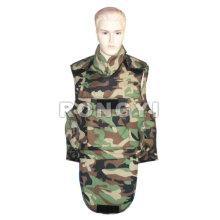 Jaqueta à prova de balas do exército