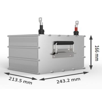 Batterie au lithium 12V75AH avec 5000 cycles de vie