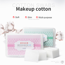 Safe Soft Nonwoven Make Up Facial Wipe Makeup Cotton
