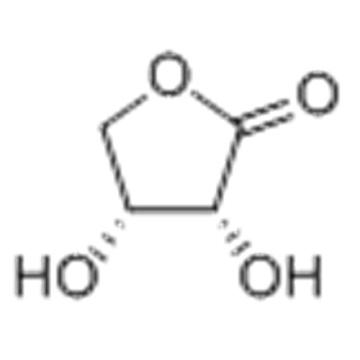 2(3H)-Furanone,dihydro-3,4-dihydroxy-,( 57268783,3R,4R)- CAS 15667-21-7