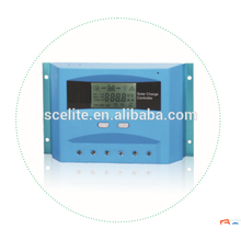 Sistema de controlador de carga solar (con salida de CC)