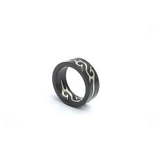 Anéis de aço inoxidável anéis de moda jóias