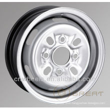 16 inches car steel wheels rims with high quality and competitive price