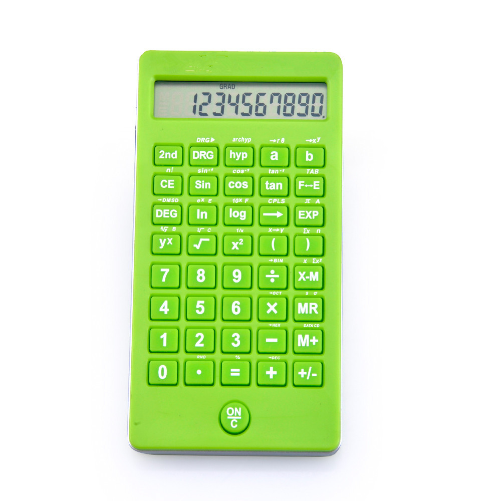Mini Calculadora Eletrônica Pocket Scientific