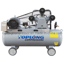 Piston Reciprocating Belt Driven Air Compressor Air Pump (V-0.36 / 8)