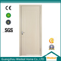 Interior Veneer Fiberglass Room Door for Hotel Project