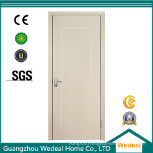 Interior Veneer Fiberglass Room Door for Hotel Project