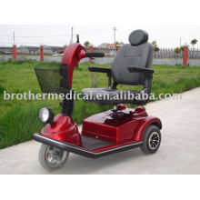 Potente Capacidad 3 Wheel Mobility Scooter
