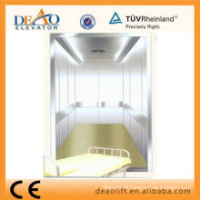 Simple Machine Room Hospital Bed Elevator
