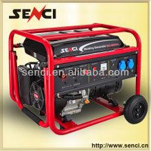 Máquina de solda a gasolina Senci 50-200A