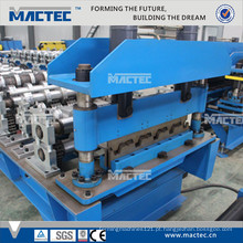 Plataforma de piso de aço de alta qualidade padrão europeu que forma a máquina