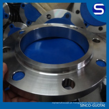 aço inoxidável ANSI B16.5 assim flange