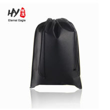 Grand sac à chaussures à cordon de serrage non tissé