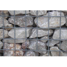 Welded Gabion Box /Stone Cages/Gabion Retaining Wall
