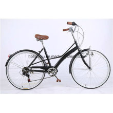 Neues Modell Traditionelles Fahrrad Retro Lady Vintage Fahrrad