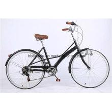 Novo modelo tradicional bicicleta Retro Lady Vintage bicicleta