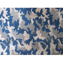 Oxford 900d Camouflage Druck Polyester Stoff (WS028)