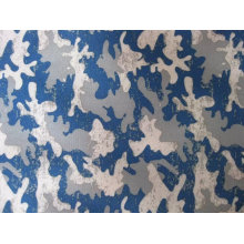 Oxford 900d Camouflage Printing Polyester Fabric (WS028)