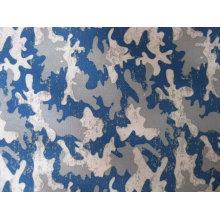 Оксфорд 900d камуфляжной печати полиэфирной ткани (WS028)