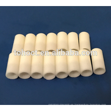 alta calidad de alta dureza aislante zirconia sólido pin varilla de cerámica / grano de cerámica