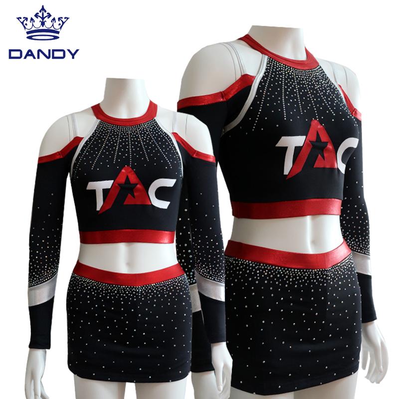 old school cheer uniforms