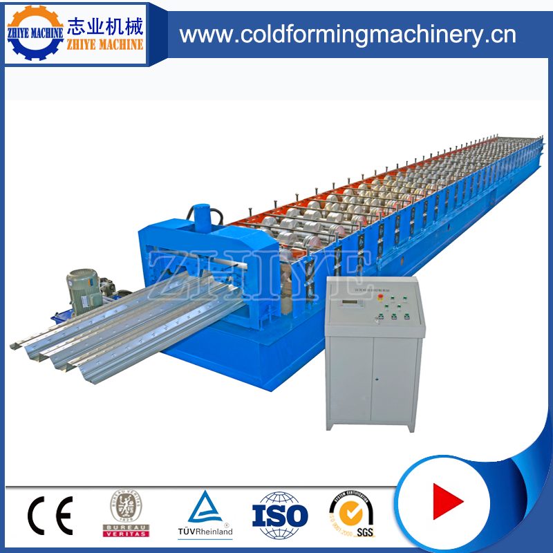 Hydraulic Metal Floor Decker Cold Forming Machinery