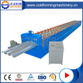 Hydraulisk Metal Floor Decker Cold Roll Forming Machinery