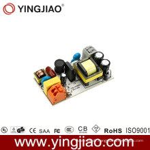10W Open Frame Power Supply with CE UL FCC