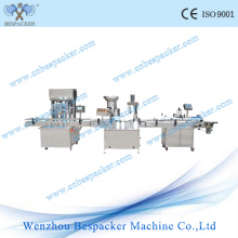 Automatic Whole Water Filling Capping and Labeling Machine