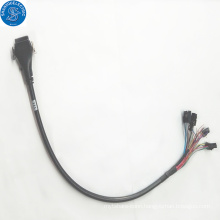 Sam tec overmolded wiring harness