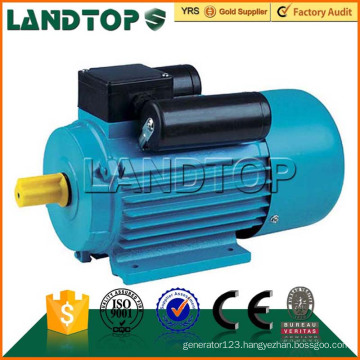 LANDTOP single phase capacitor start motor 1.5kw 220V