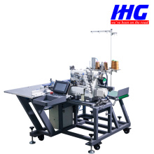 IH-8842-1G Autonmatic Pocket Hemming Machine(Chainstitch)