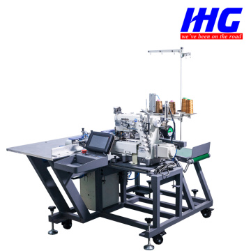 IH-8842-1G Autonmatic Pocket Hemming Machine Chainstitch
