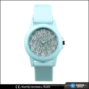 fancy ladies silicone watches rubbber bands