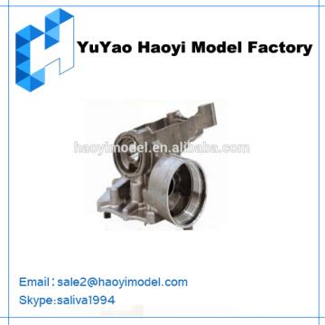 Diseño de motores de aluminio modelo profesional