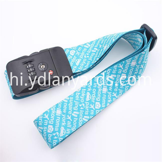 Personalized Luggage Strap