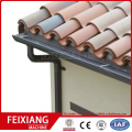 Downspout pipe water roof roll forming machine