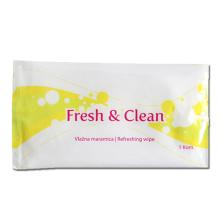 Einzeln verpackte, feminine Tücher für empfindliche Haut