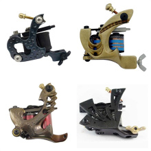 Verschiedene Art-Qualitäts-Spulen-Gewehr-Reihen-Tätowierung-Maschine