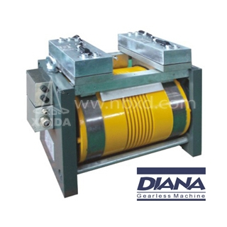 Gearless Traction Machine-DIANA IV