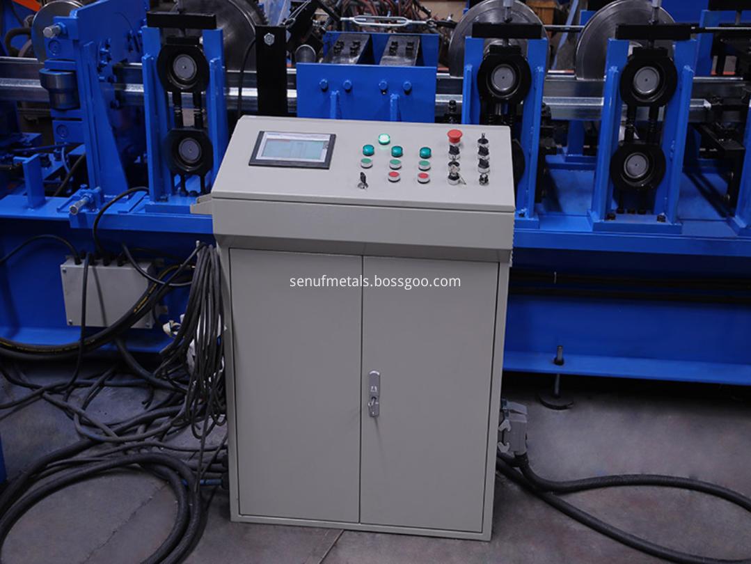 storage rack PLC control cabinet