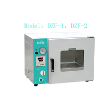 Stainless steel inner chamber lab vacuum drying oven