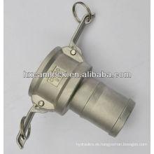 Edelstahlschnellverbinder Hersteller Teil C