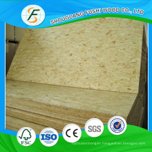 18mm OSB for Roof Decking with Good Quality