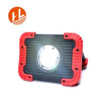 Luz recarregável do trabalho de USB COB do diodo emissor de luz 10W