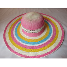 Fashion Paper Women Hat