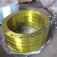 Plattenflansch Q235 Material