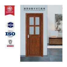 Portas de alumínio quarto de hotel usado porta porta porta de design principal