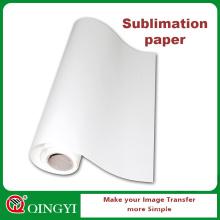 Papier collant de transfert de chaleur pour l'usage de sports